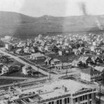Antique photos: Denfeld High School under construction