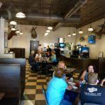 Trophy Café open on Commonwealth Avenue