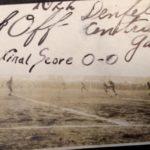 Denfeld vs. Central: 1922 Football Stalemate