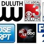 Duluth Broadcast Television Station Guide 2017