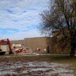 R.I.P. MP: Morgan Park School preliminary demolition underway