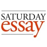 The Most Read Saturday Essays of 2018