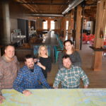 First look inside the new Bent Paddle tap room