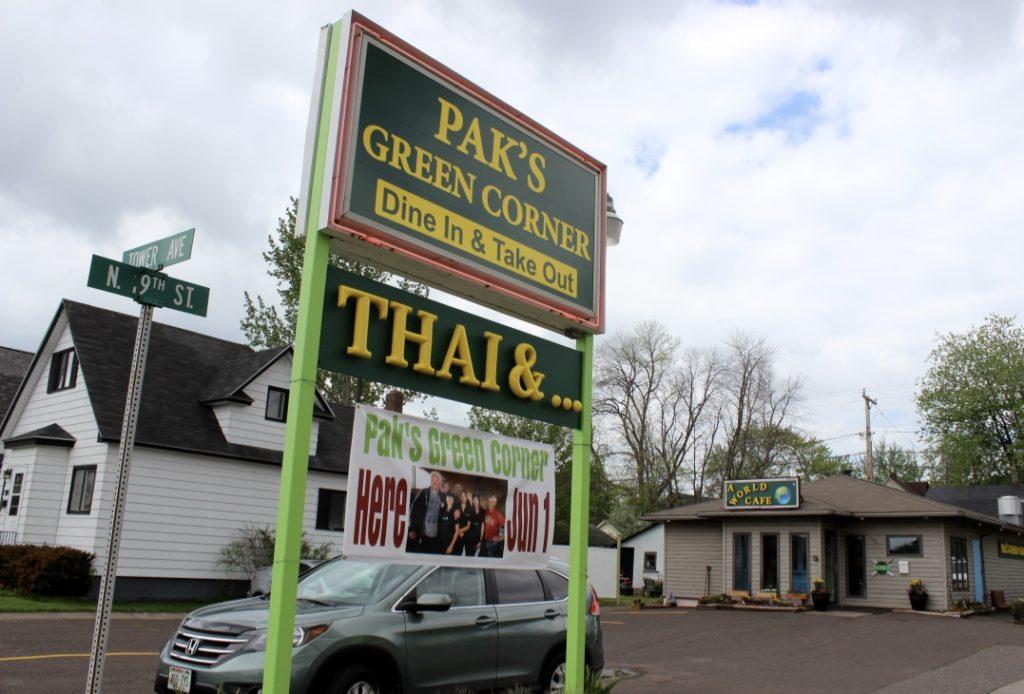 Pak's Green Corner - Photo by Lissa Maki