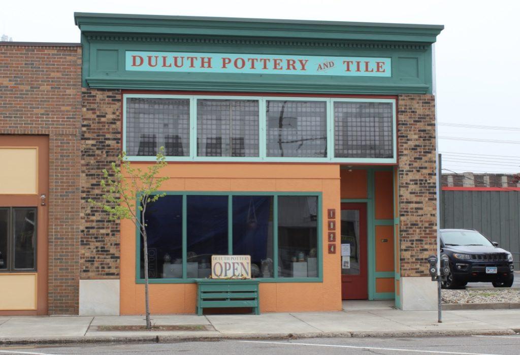 Duluth Pottery - Photo by Lissa Maki