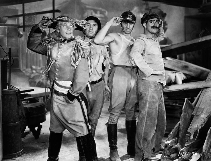 NorShor Classic Film Series: Duck Soup - Perfect Duluth Day