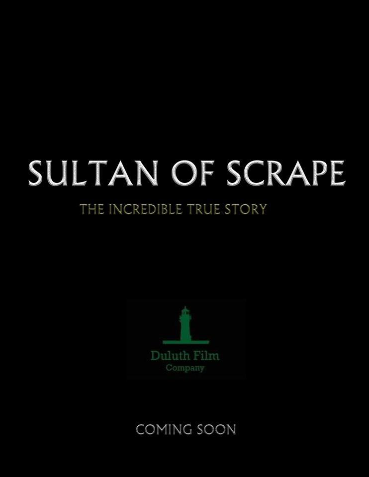 "Official title of ""Sultan of Scrape"" courtesy of Sultan of Scrape"