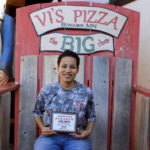 Perfect Iron Range Restaurant: Vi's Pizza