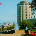 Postcards from Duluth's Radisson Hotel