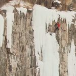 The Slice: Ice Climbing in Quarry Park