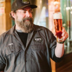 Hoops Brewing's Dave Hoops profiled in <i>The Growler</i>
