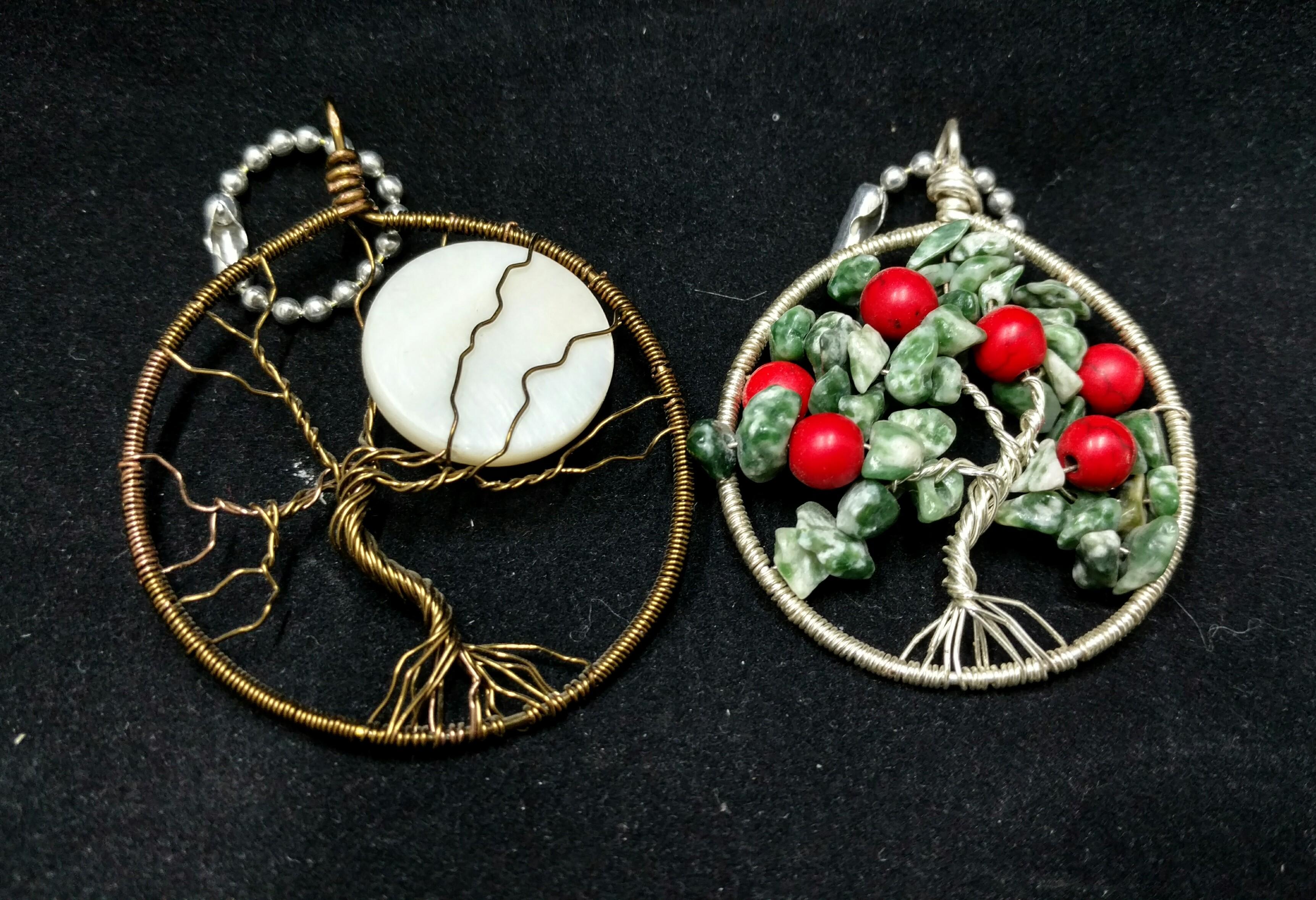 Wire Wrap Jewelry Cl