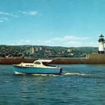 Postcards from Duluth's Shipping Canal