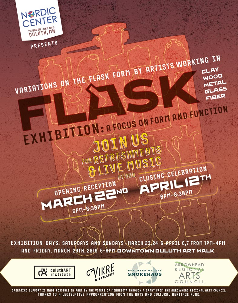 Flask: A Focus on Form and Function - Perfect Duluth Day