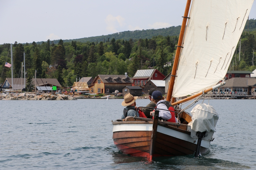 Wooden Boat Show And Summer Solstice Festival Perfect Duluth Day