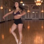 Video: Logan Moniot dances it up in the Greysolon Ballroom