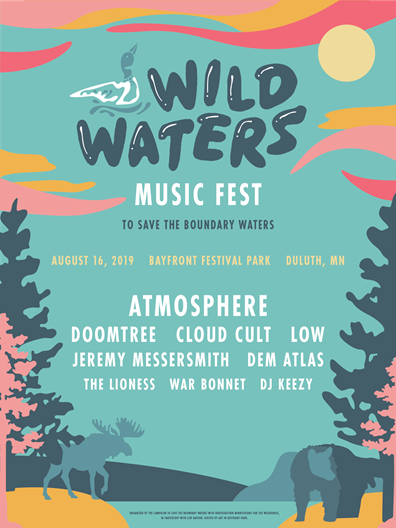 Wild Waters Music Fest Perfect Duluth Day