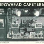 Postcards from Arrowhead Cafeteria & Grill