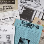 Gallery of Defunct Duluth-area News 'Zines and Random Publications