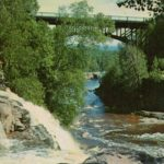 Postcard from Gooseberry Falls State Park