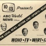 WDIO-TV Personalities Circa Early 1970s
