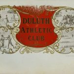 Duluth Athletic Club Cigar Box