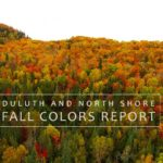 Minnesota North Shore Fall Colors Report 2019