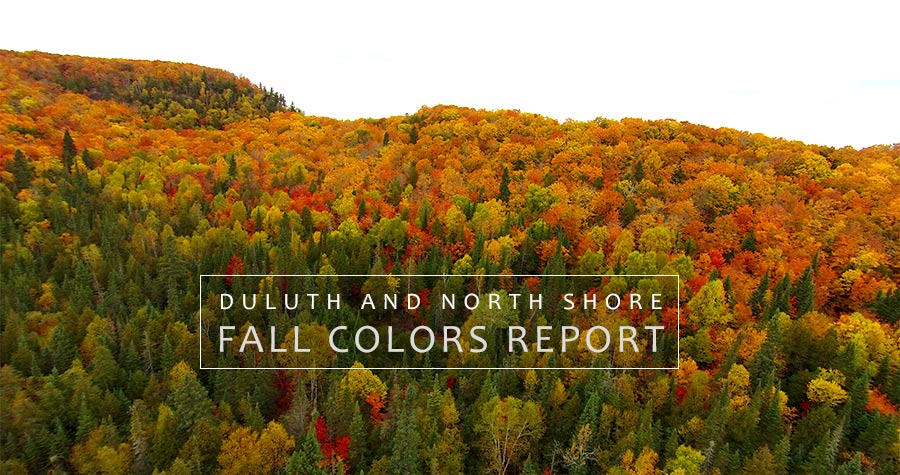 North Shore Fall Colors Report