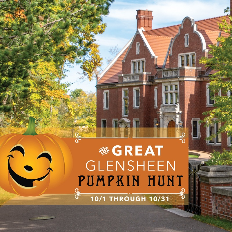 Glensheen Christmas 2020 Great Glensheen Pumpkin Hunt 2020   Perfect Duluth Day