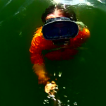 Freediving the Edmund Fitzgerald