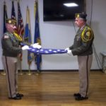 The Slice: Ceremonial Flag for Veterans