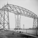 Aerial Transfer Bridge circa 1905