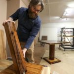 Lake Wood Designs to renovate Anderson Furniture building