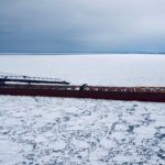 Arrival of Hon. James L. Oberstar in Duluth