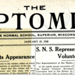 The Promethean, UW-Superior's student newspaper, turns 100