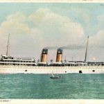Postcard from the S.S. North West