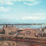 Postcard from Duluth's Waterfront