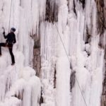 The Slice: Ice Climbing at Quarry Park V.2