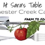 Daily Menu: At Sara's Table / Chester Creek Cafe