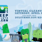 Keep Duluth Clean Virtual Cleanup Day