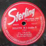 """Al Trace and the Revelers – """"Duluth M-I-double-N"""""""
