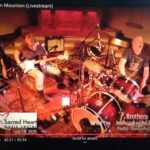Live STEAM! Brothers Burn Mountain roast Sacred Heart stage