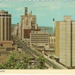 Postcard from Downtown Duluth circa 1975