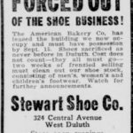 Stewart Shoe Company of West Duluth