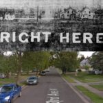 Then and Now: Looking Down 43rd Avenue West