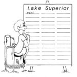 Duluth You & Me: Lake Superior Word Find
