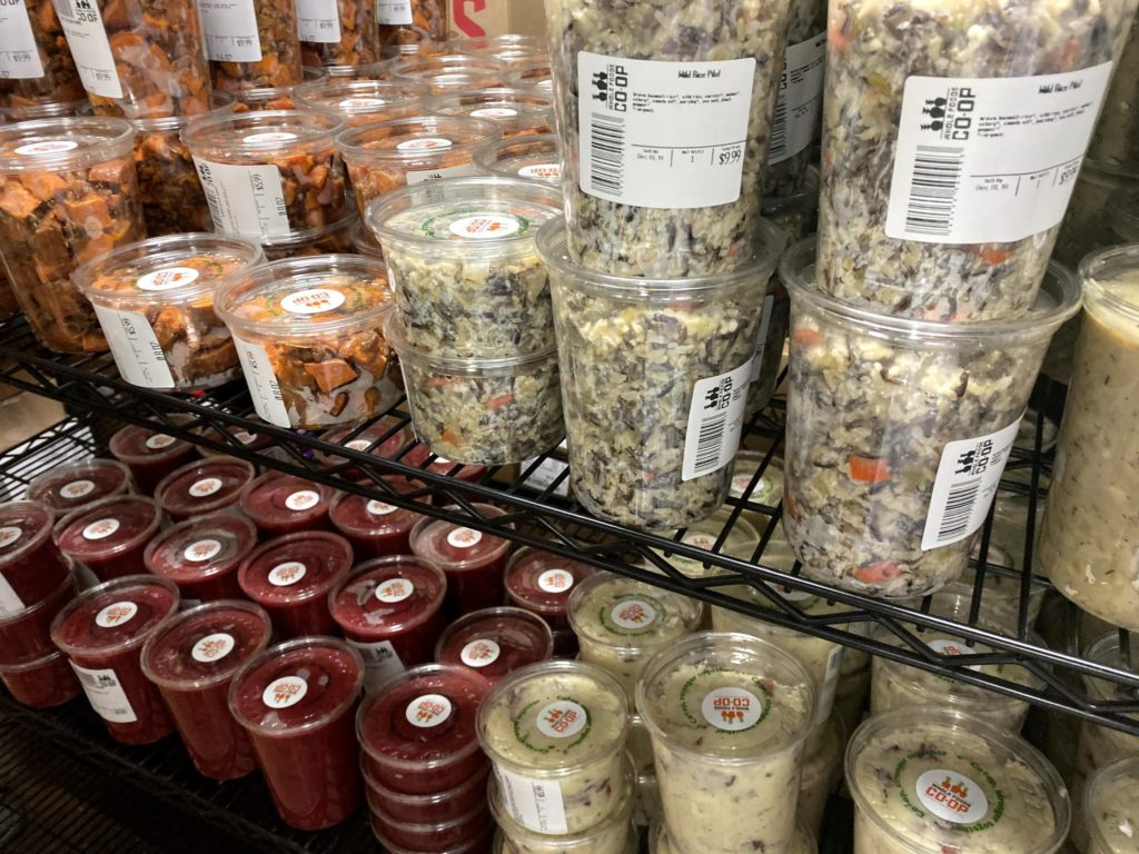 Whole Foods deli Thanksgiving sides
