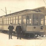 Mystery Photo #129: Trolley Car and Conductors