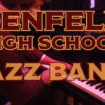"Denfeld Jazz Band – ""Up on the Housetop"""