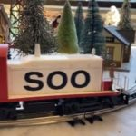 The Slice: Model Trains at Boathouse Treats and Treasures